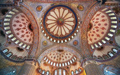 Blue Mosque-Inside - Layover tours