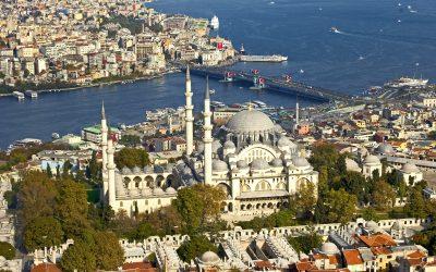 Süleymaniye-mosque  - Layover- istanbul