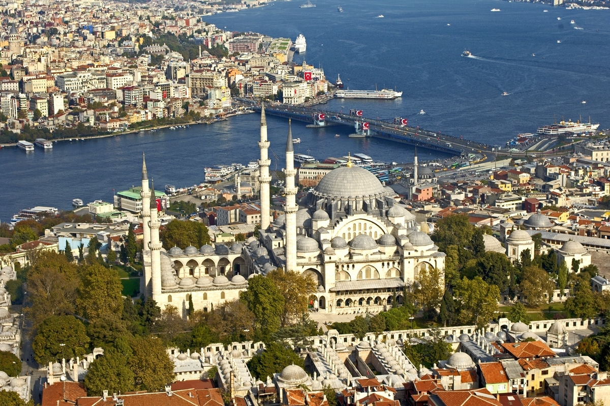 suleymaniye mosque istanbul layover tour