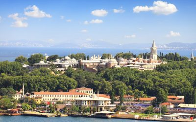 Topkapi-Palace- layover istanbul