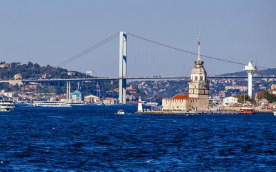 taksim & bophorus tour
