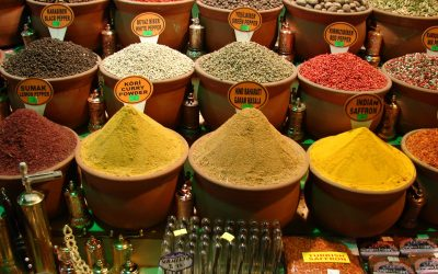 spice market- layvover - istanbul 2