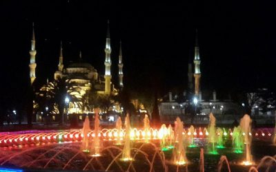 istanbul night tour - layover night tour