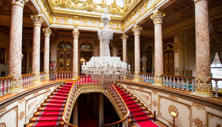 dolmabahce palace layover tour